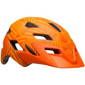 Bell Sidetrack MIPS Casco Jóvenes, seeker matte tang/orange